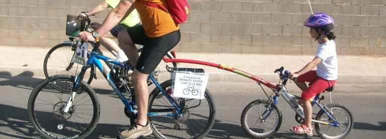 Foto cedida por: bicicletas ypiruletas