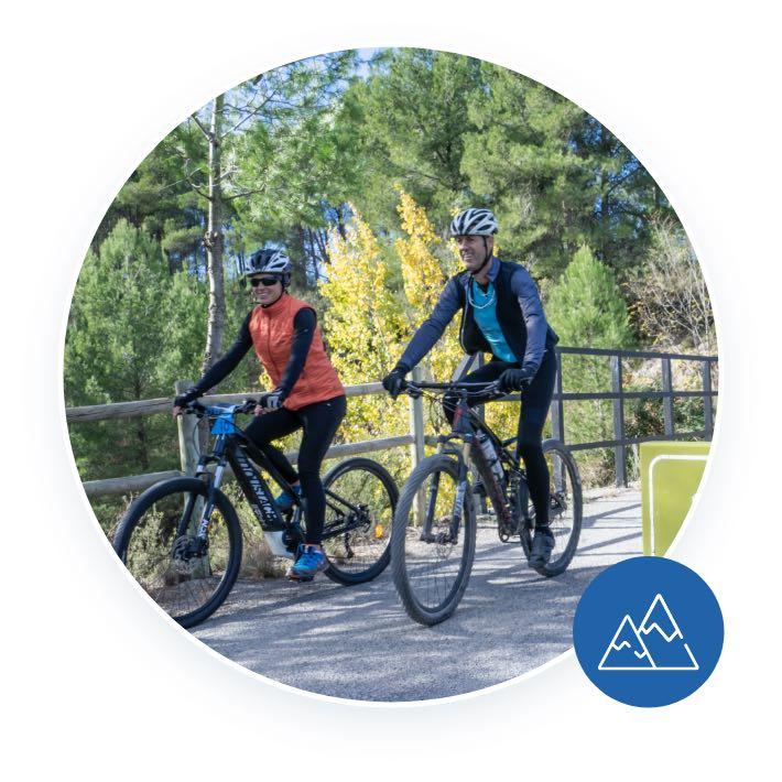 cicloturismo comunidad valenciana btt mtb