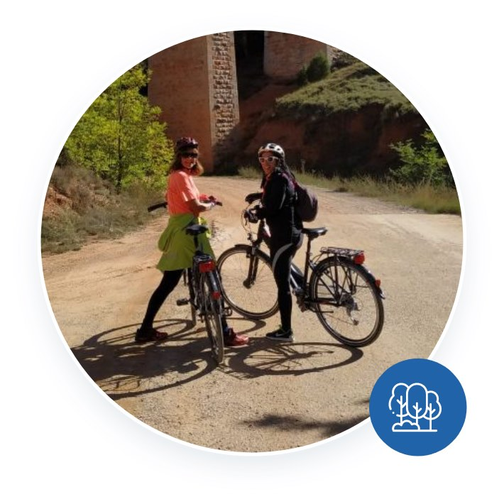 cicloturismo valencia trekking