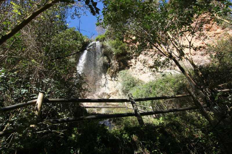 cascada del tío juan navajas
